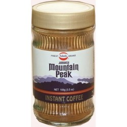 Jamaican Mountain Peak Instant Coffee 3 oz