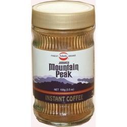 Jamaican Mountain Peak Instant Coffee 3 oz