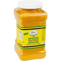 JCS Curry Powder (5lb)