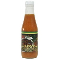 JCS Hot Calypso sauce 11.5oz
