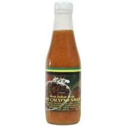 JCS Hot Calypso sauce 11.5oz