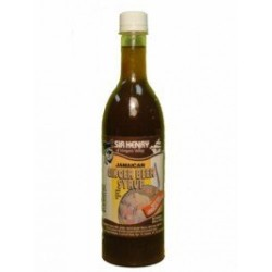 Sir Henry Ginger Beer Syrup - 24 oz