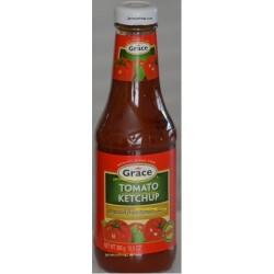 Grace Tomato Ketchup 13.5oz