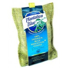 Plantation Blue Jamaica Blue Mountain Coffee (8 oz - roasted and ground)