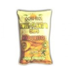 Sweet Plantain Chips 3 oz