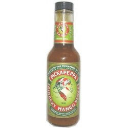 Pickapeppa Gingery Mango Sauce