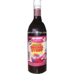 Sorrel Syrup
