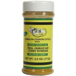 JCS Curry Powder 4 oz